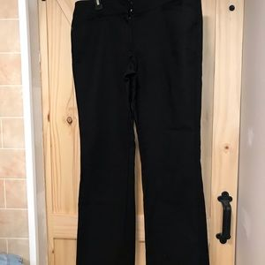 White House Black Market Black dress pants